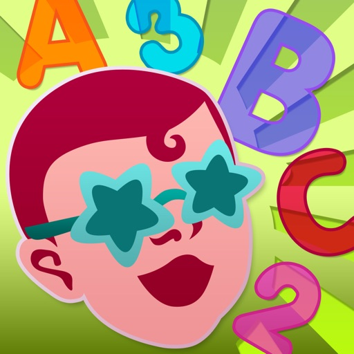 Little Stars Learning Videos and ASL Flashcards icon