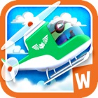Wombi Helicopter - build your own helicopter and fly it icon