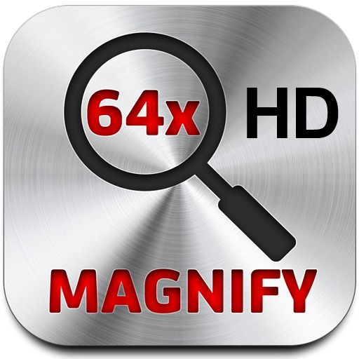 64x - Super Magnifying Glass HD