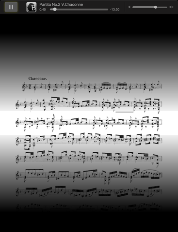 SyncScore : Classical music + score screenshot