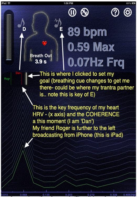 HeartsRing HRV-Breath-Biofeedback EMPATHY TRAINING