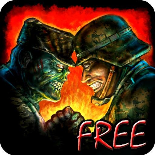 Action Adventure Marines VS Zombie Battle Plains Free War Games