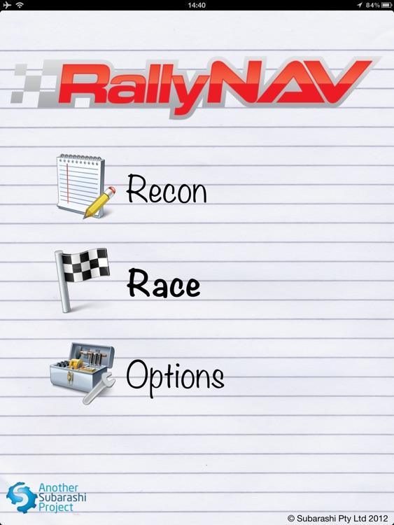 RallyNav