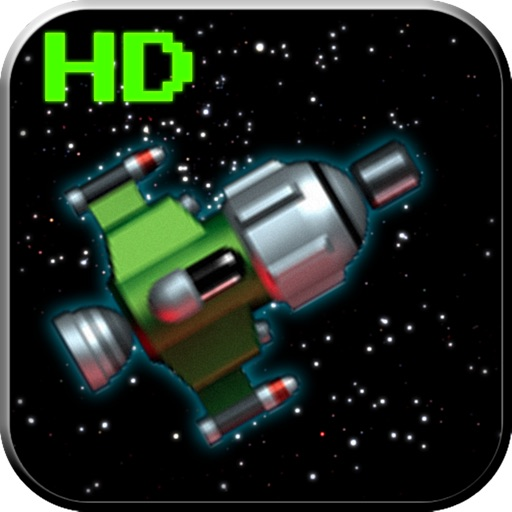 Geomatrix Space Wars HD icon