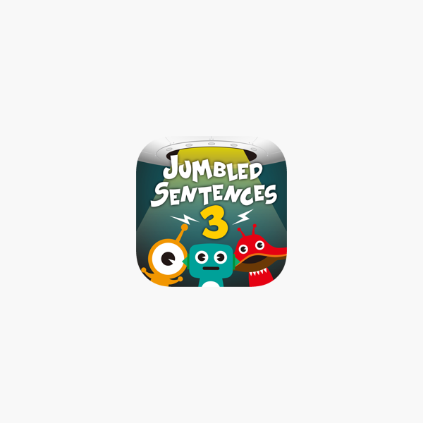 Jumbled Sentences 3 on the App Store