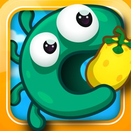 Fruit Monster HD - The Angry Eater