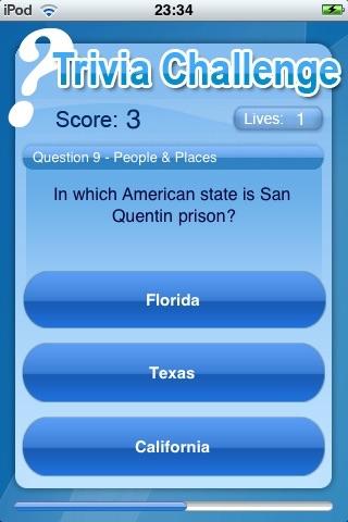 Trivia Challenge Lite screenshot-3