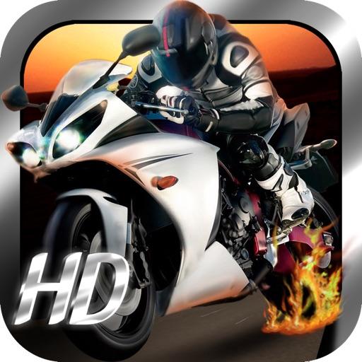 A Desert Outlaw Bike Race Police Chase : PD Nitro 3 Free HD