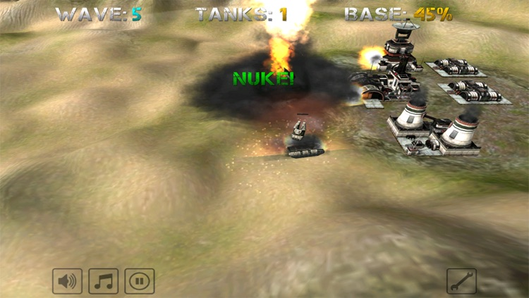 Tank Attack Wars