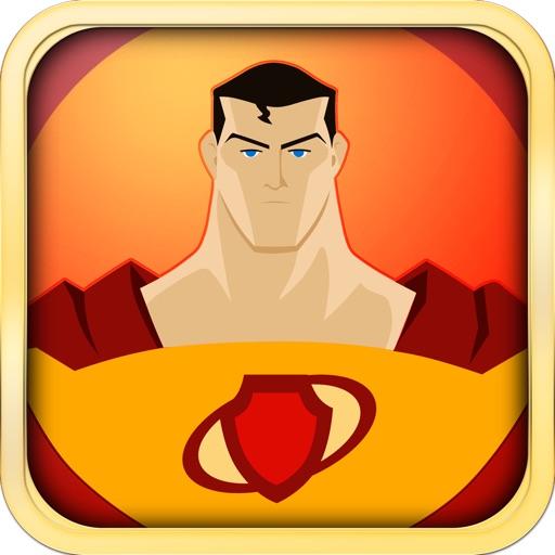 Super Heroes Defender War iOS App