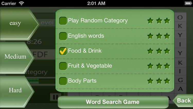 Word Search + Razum Free Wordfind Puzzle