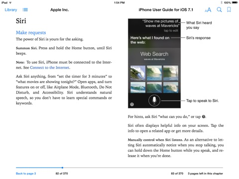 iphone user guide for ios 7 1 by apple inc on ibooks rh itunes apple com iPhone 4S User Guide for Dummies iPhone 4S User Guide for Dummies