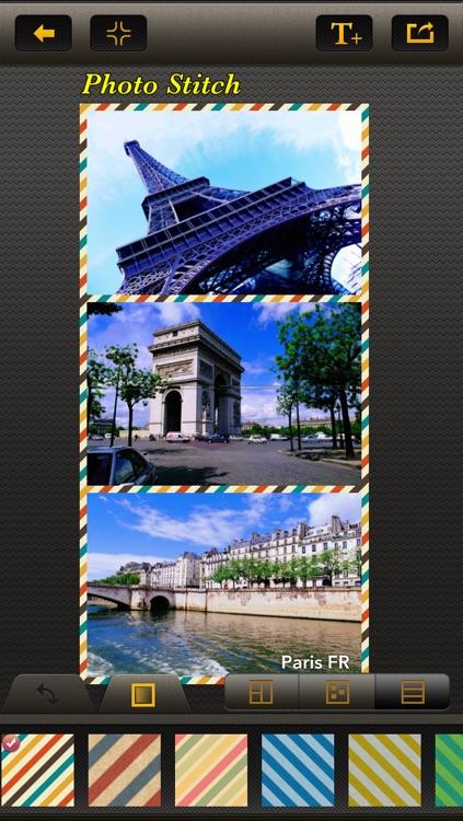ProCollage - Photo Collage Maker & Photo Stitch Creator screenshot-3