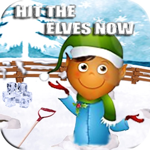 Hit The Elves Now icon