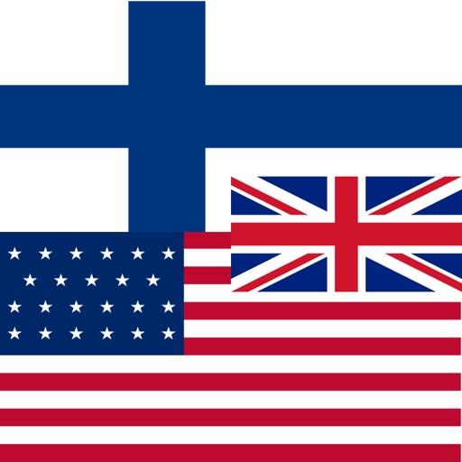 English - Finnish - English dictionary