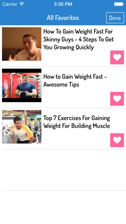How To Gain Weight - Video Guide