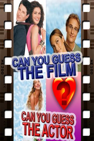 Movie Quiz - RomCom Edition