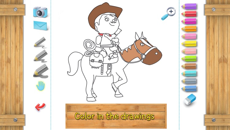 The cow-boy - Little Hero screenshot-4