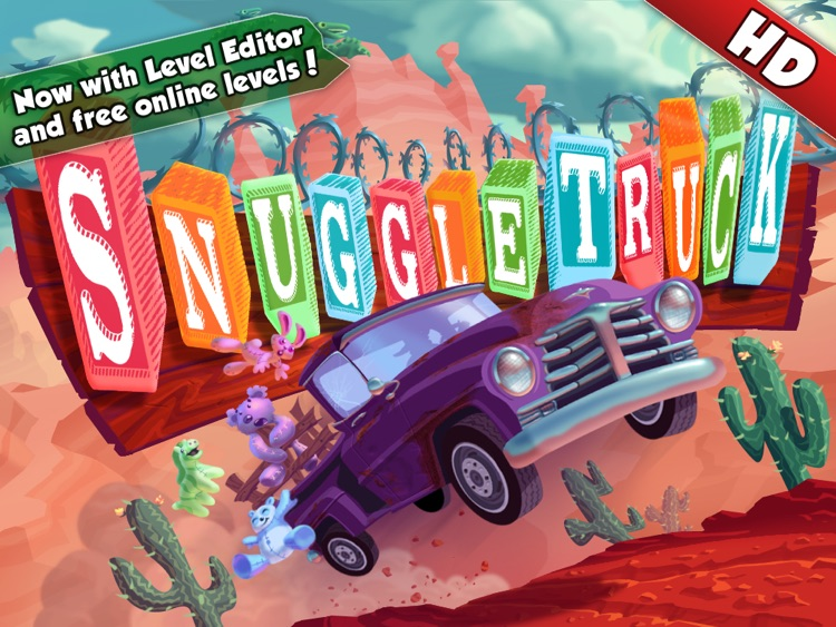 Snuggle Truck HD screenshot-0