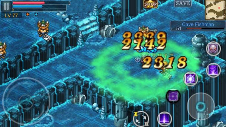 오럼블레이드 (Aurum Blade) screenshot-3