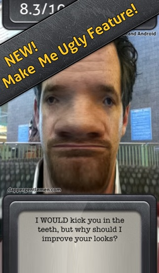 Ugly Meter Screenshot 2