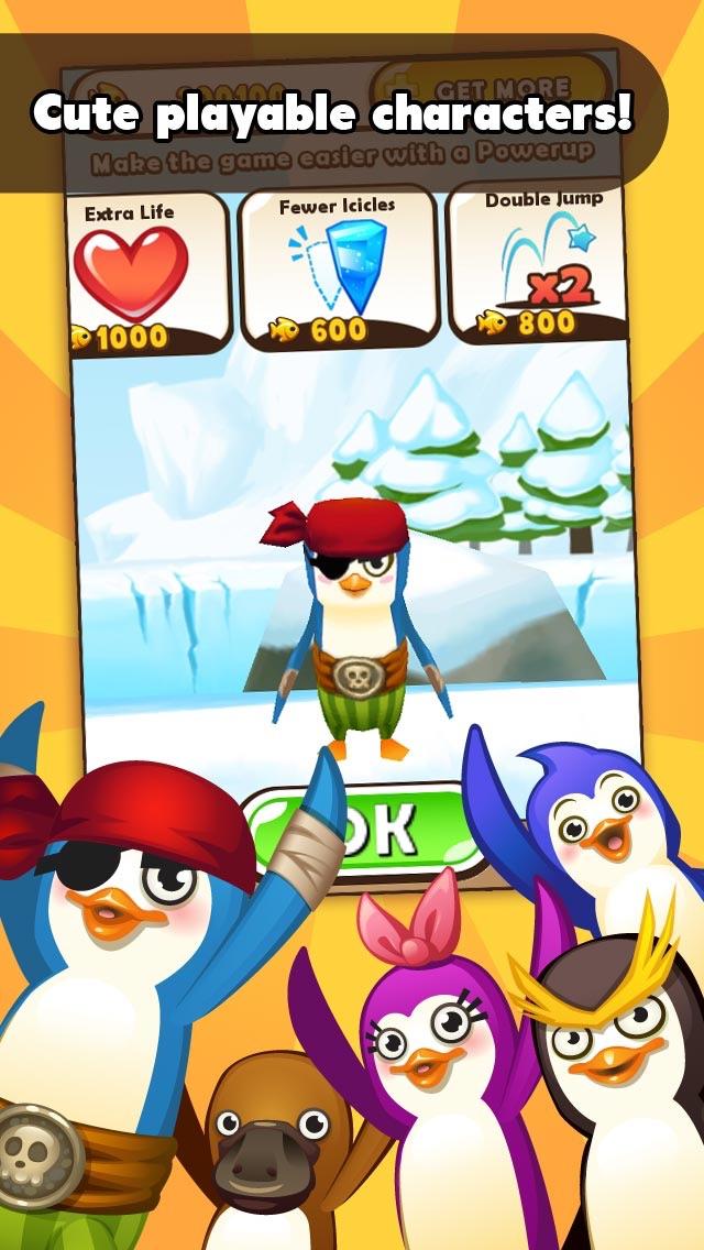 Super Penguins Screenshot 2