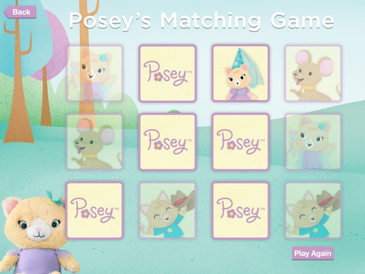 Posey and the Princess Castle screenshot-4