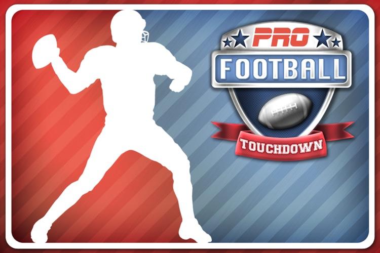 Pro Football Touchdown screenshot-4