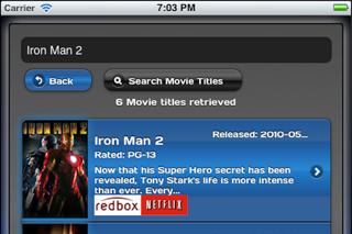 Movie Tracker for NetFlix and Redboxのおすすめ画像2