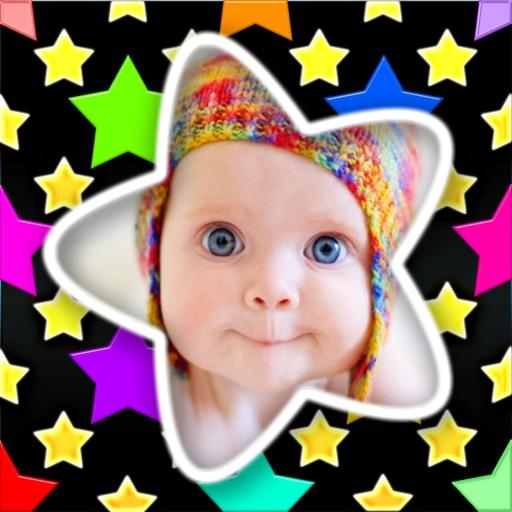 Star Photo Frames iOS App