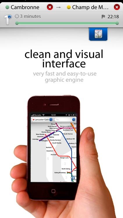 London Tube Maps screenshot-3