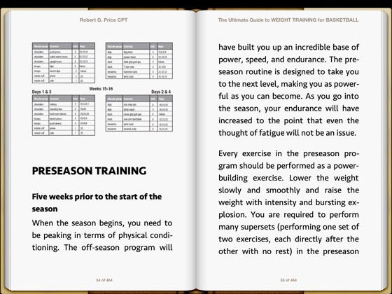 The Ultimate Guide to Weight Training for Basketball (Enhanced Edition)
