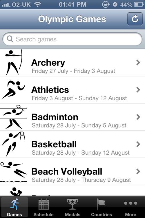 London 2012 (Summer Games)