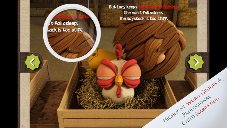 Good Night Lucy - 3D Animated Read Aloud Picture Book by Story Resort screenshot-3