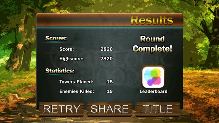 Warlock Woods screenshot-4