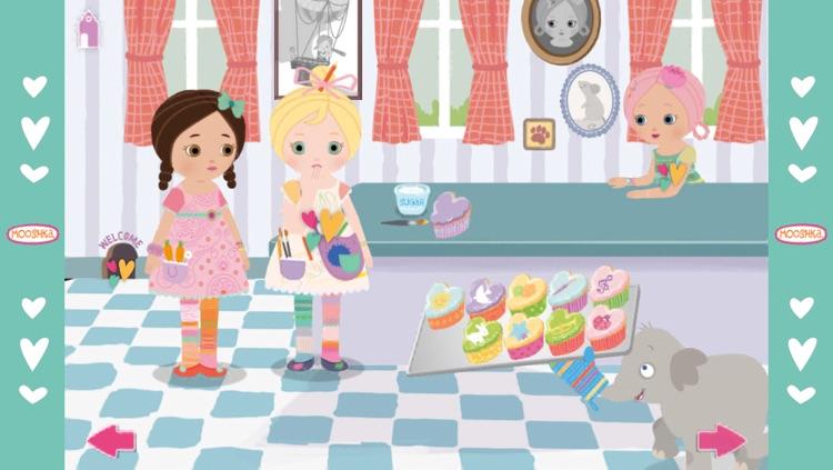 Mooshka: Myra's Birthday Surprise. screenshot-3