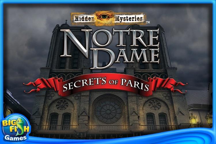 Notre Dame - Secrets of Paris: Hidden Mysteries (Full)