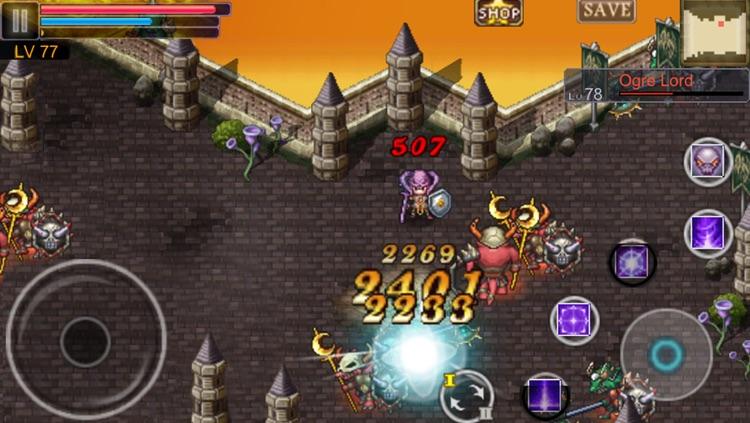Aurum Blade screenshot-4