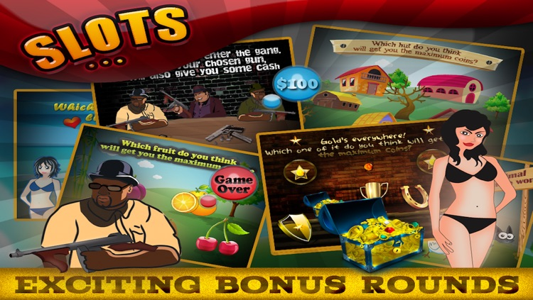 Casino Slots screenshot-1