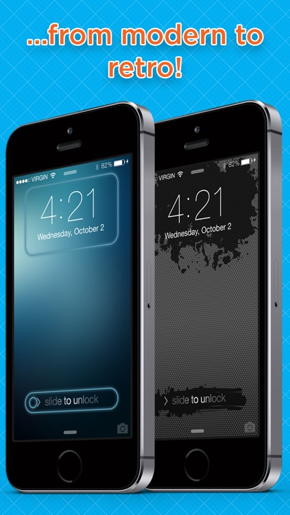 Lockskin Pro - Lock Screen Redesigned screenshot-3