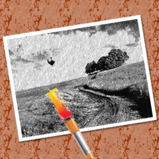 PicoBoo - Photo Coloring & Sketch Book
