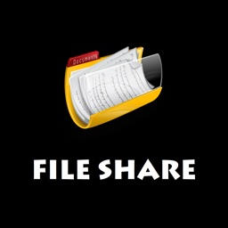 File Share - Bluetooth & Wi-Fi