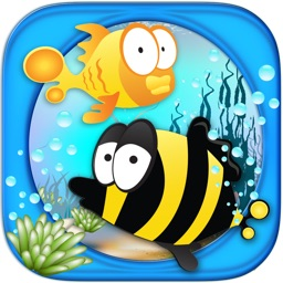Count the fish! Fast fun number Tap game - Full Version