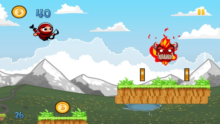 Ninjas vs Dragons – Deadly Ninja Adventure in the Land of the Dragon