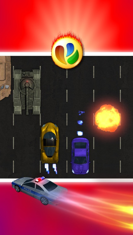 Gangsters vs. Cops Racing Game screenshot-3
