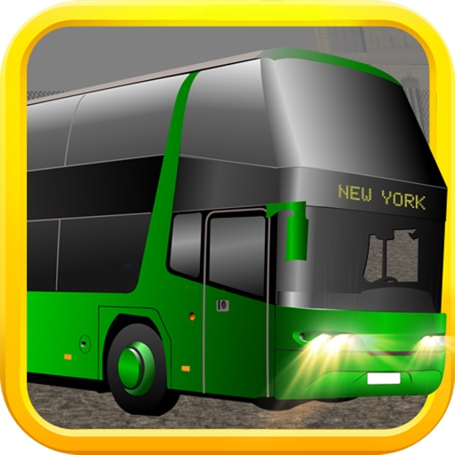 Bus Parking 3D Simulator