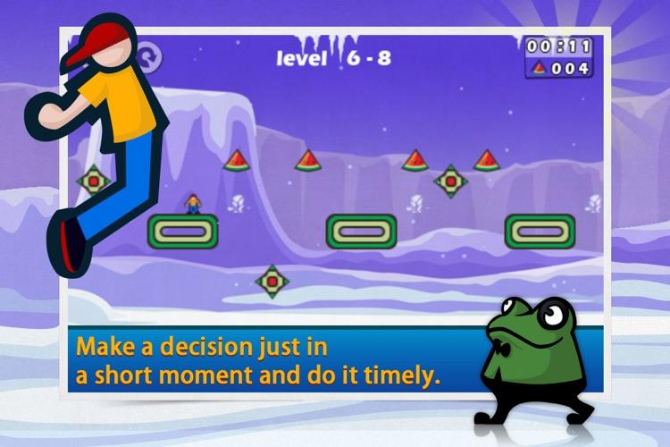 Extreme Jump - Top Parkour Game screenshot-3