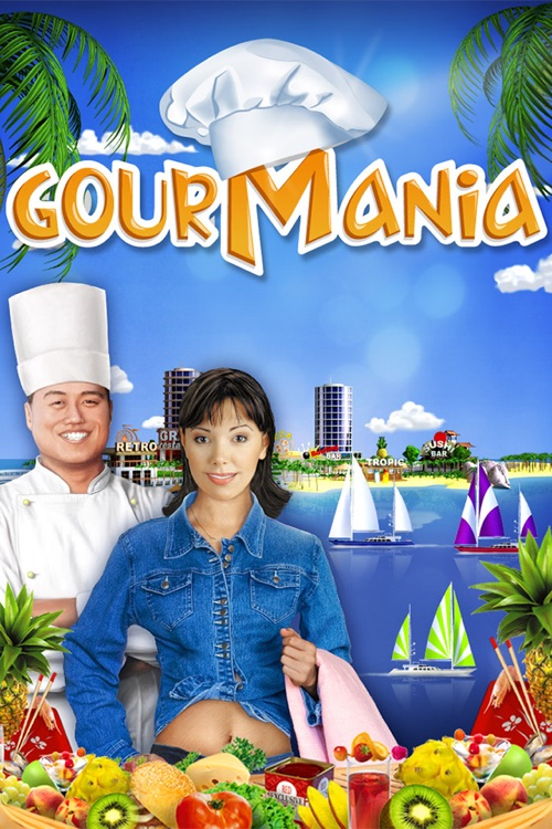 Gourmania screenshot-1