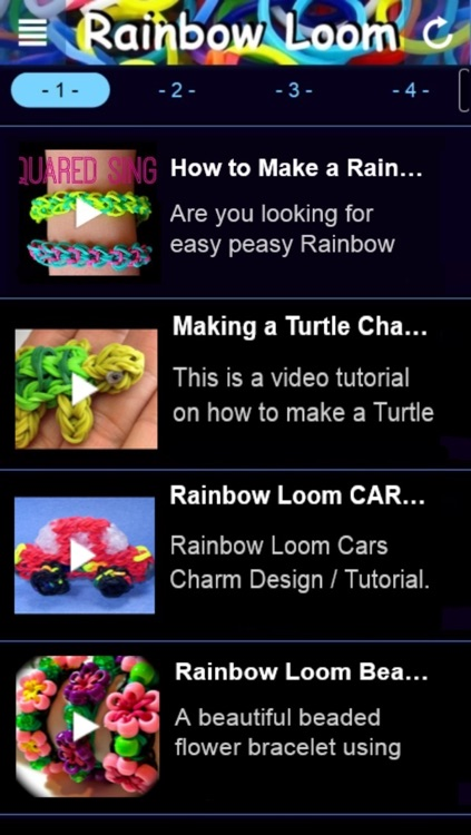 Rainbow Loom - Parents Guide screenshot-4