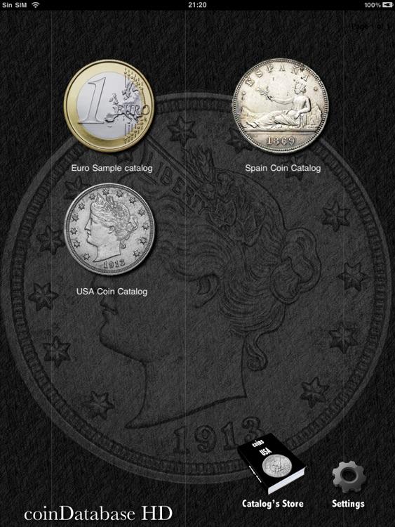 coinDatabase HD screenshot-3